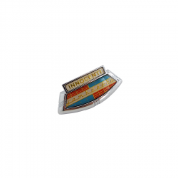 Scootopia Lambretta Series 1 Horncast Badge