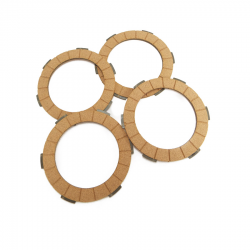 Scootopia Lambretta 4 Plate Clutch Cork Set