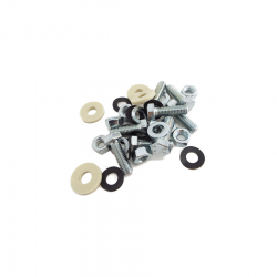 Scootopia Lambretta 13mm Head Seat Frame & Locking Plate Fixing Kit