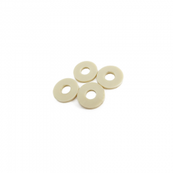 Scootopia Lambretta Nylon Seat Spacer Washer Set (Set of 4)