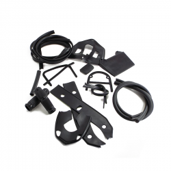 Scootopia Lambretta GP Black Rubber Kit