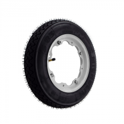 Scootopia Lambretta 350-10 Grey S83 Wheel Deal