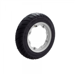 Scootopia Lambretta 350-10 Grey S1 Wheel Deal