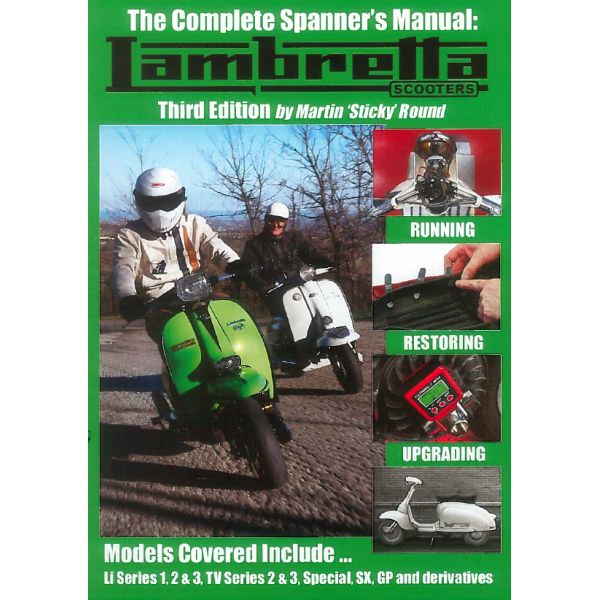 The Complete Spanners Maunal (Third Edition)