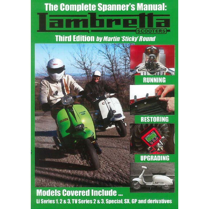 The Complete Spanners Manual  Third Edition