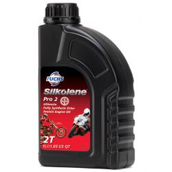 Silkolene Pro 2 Fully Synthetic 1ltr
