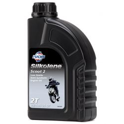 Silkolene Scoot 2 Semi Synthetic 1ltr