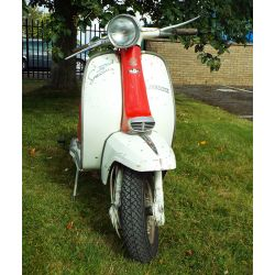 British Lambretta SX 150 (late version)
