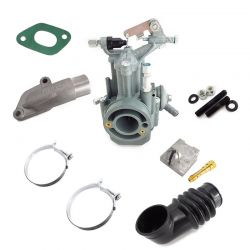 Scootopia Lambretta SH2/22 GP200 Complete Carburettor Kit