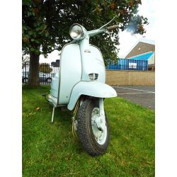 Lambretta LI125 Riverside For Sale