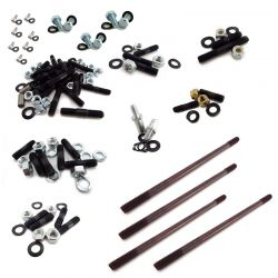 Scootopia Lambretta LI/SX /TV Complete Engine Stud kit