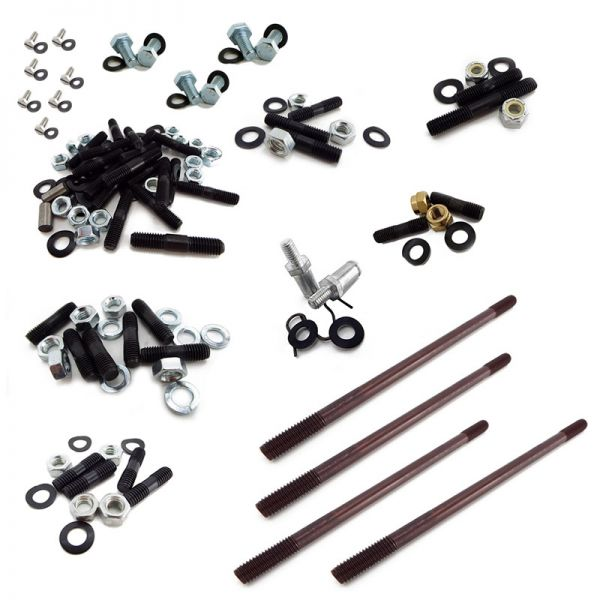 Scootopia Lambretta GP Complete Engine Stud kit
