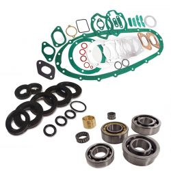 Scootopia Lambretta GP Engine Oil seal, Bearing & Gasket set