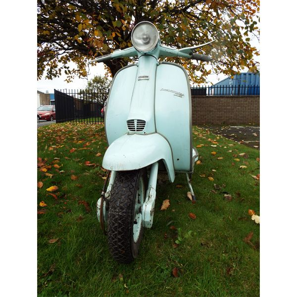Lambretta LI125 Series 4 For Sale