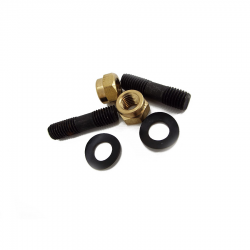 Scootopia M7 Lambretta Exhaust Stud, Nut & Washer Set