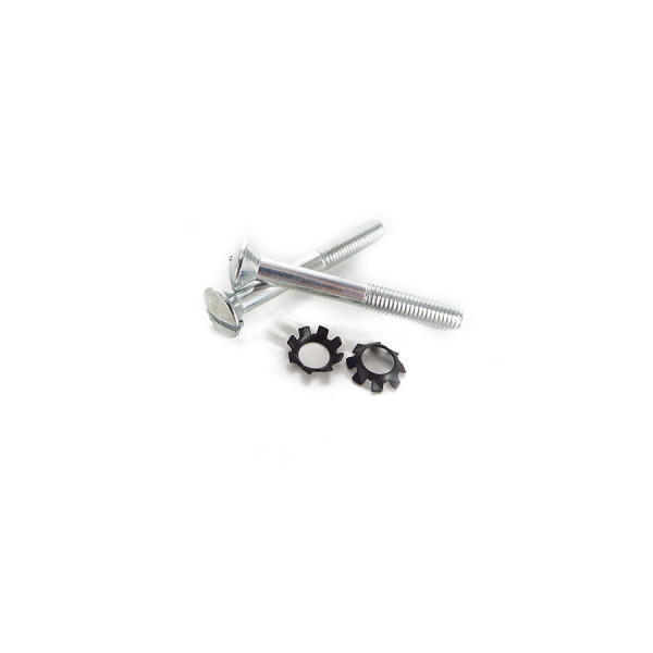 Scootopia Lambretta Series 1, 3 & GP Handle Bar Top Fixing Screw Set