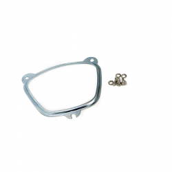 Scootopia Lambretta Series 3 & GP Speedo Retaining Plate & Fixing.