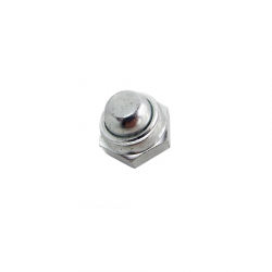 Scootopia Lambretta LI, S,X ,TV, DL & GP Zinc Rear Hub Nut