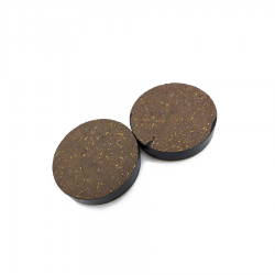 Scootopia Lambretta Easy Fit Sintered Copper Disc Pad Set