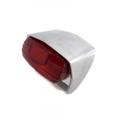 Scootopia Lambretta Series 3 LI, SX, TV Tail Lamp Housing & Lens