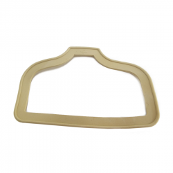 Scootopia Lambretta Series 1 & Early Series 2 Tail Lamp Cream Gasket