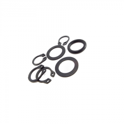Scootopia Lambretta Clutch Rod Circlip Set & O Ring