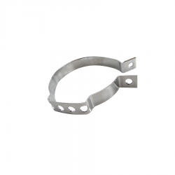 Scootopia Lambretta Series 3 Chrome Cable Clamp