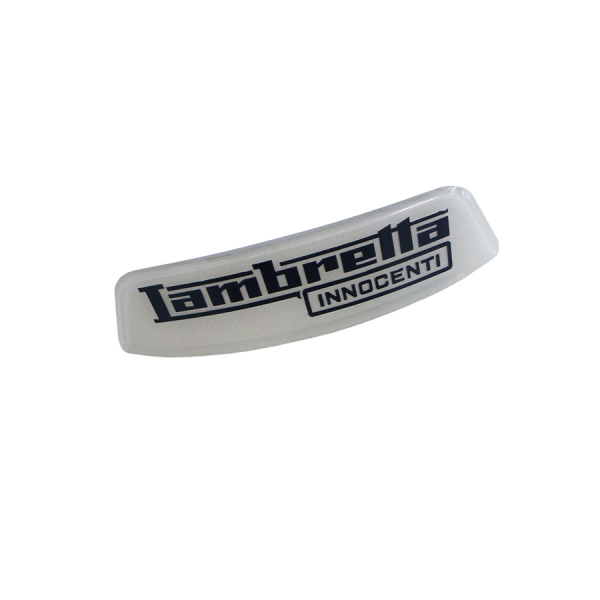 Scootopia Lambretta 125 Special & SX Rear Frame Badge