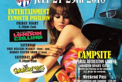 Exmouth National Scooter Rally Info