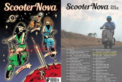 ScooterNova 9 Out Now