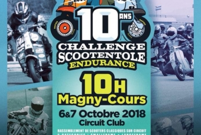 The Ten Hour Challenge Scootntole Endurance