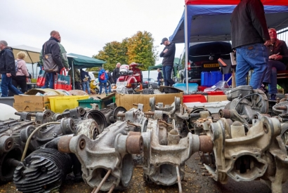 Wicksteed Park Parts Fair & Discount
